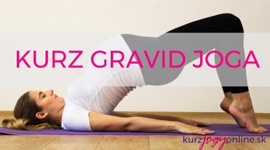Embedded thumbnail for KURZ Gravid Joga
