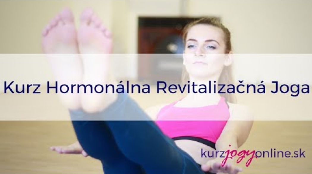 Embedded thumbnail for Kurz Hormonálna Joga
